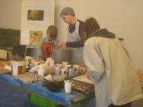 Paint making workshop 26-7-14 025
